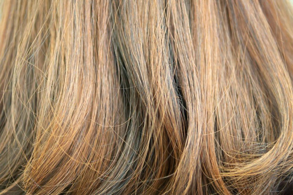 Dobra farba do siwych włosów