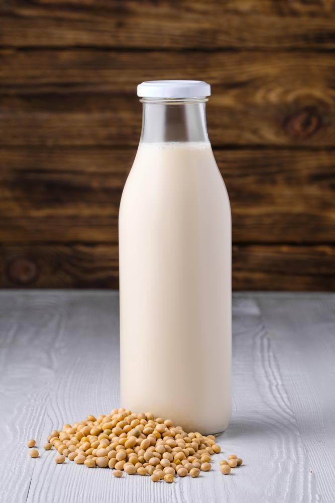 mleko sojowe dla dzieci z alergią pokarmową