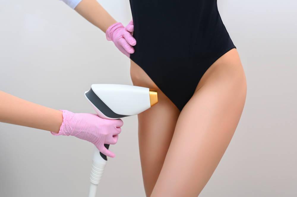 Depiowanie okolic intymnych u kobiet w sposób bezbolesny