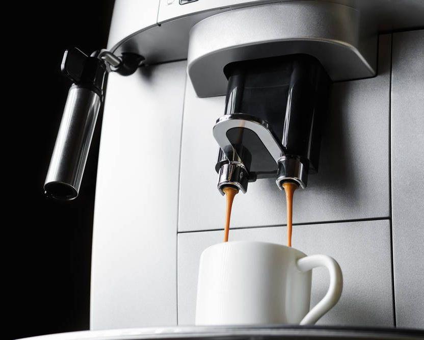 Marzenie espresso w wekspresie ciśnieniowym