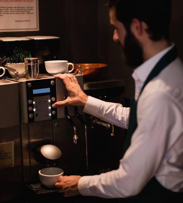 Panel wyświetlacz ekspresu do kawy do 3000 zł