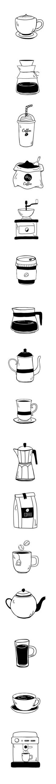 Ulubiona kawa w różnych formach