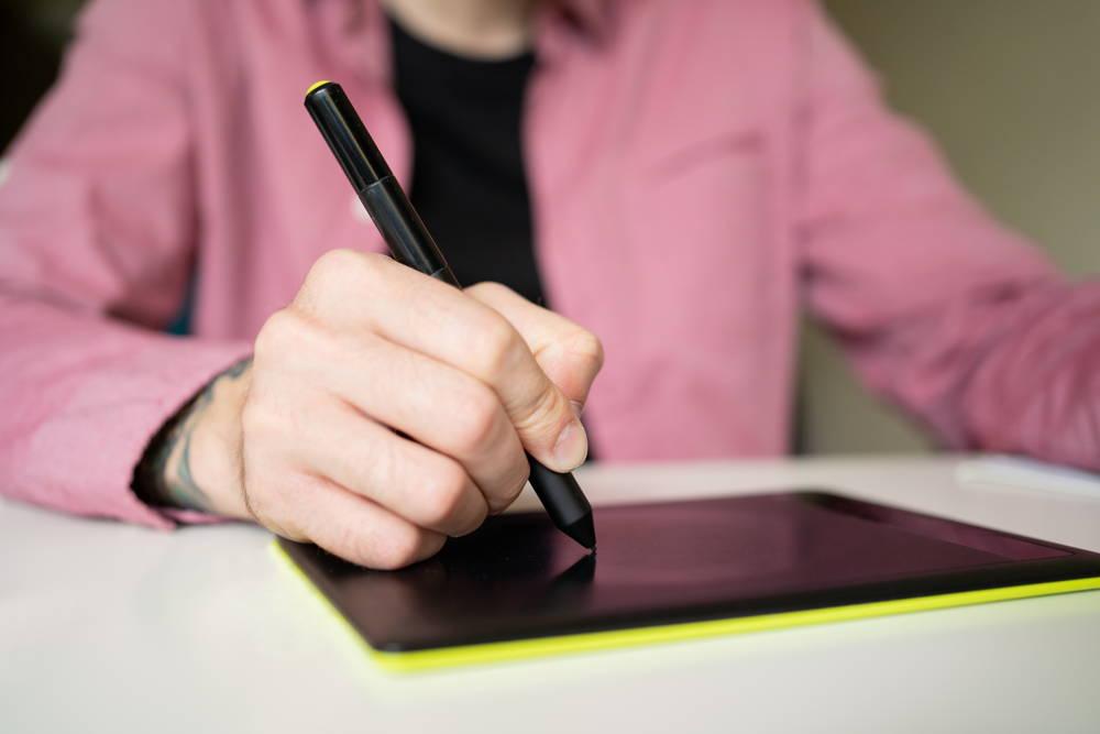 Tablet graficzny do OSU!