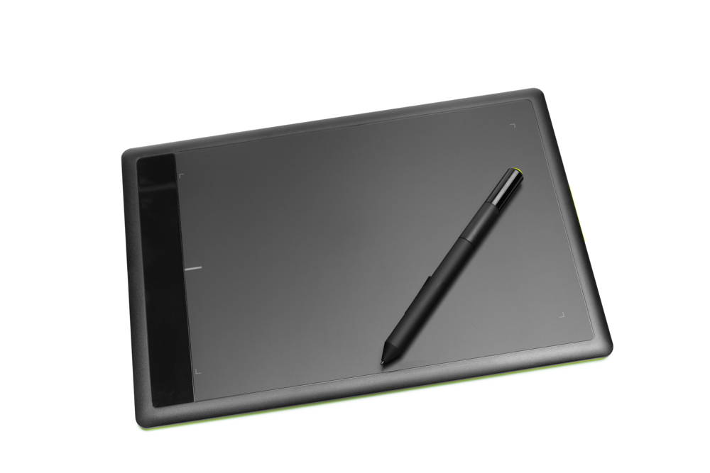 Tablet graficzny z piórem