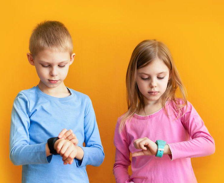 Popularność smartwatchy wśród dzieci