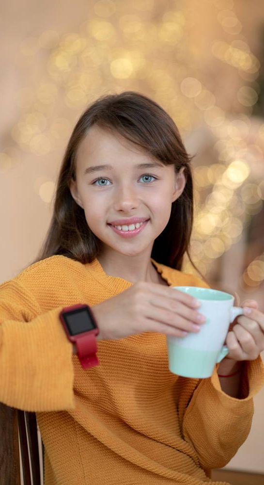 Stylowy smartwatch dla dziecka