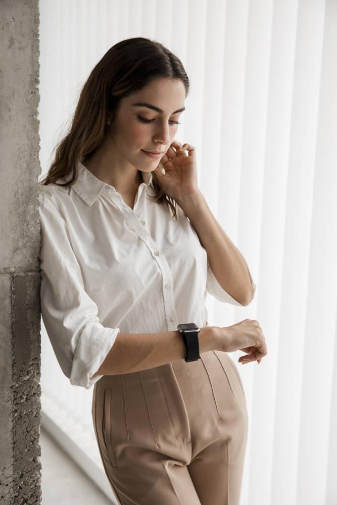 Geriausias moterų verslo išmanusis laikrodis iš reitingo