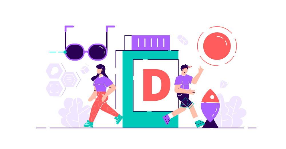 Witamina D jako źródło energii i zdrowia