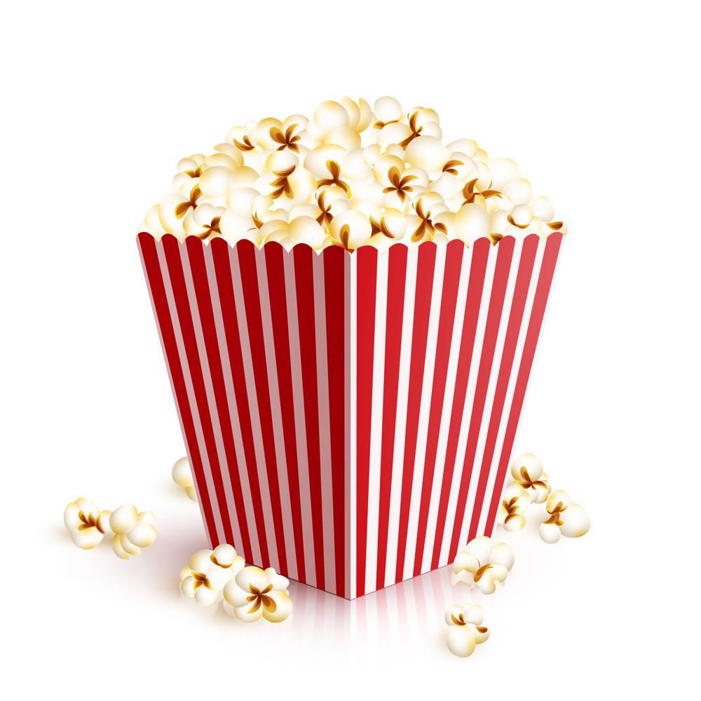 Gotowy zestaw kinowy z najlepszego automatu do popcornu